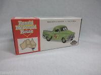 #HH. RONALD McDONALD HOUSE 1951 HOLDEN FX  DIECAST MATCHBOX UTE