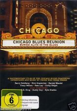 CHICAGO BLUES REUNION buried alive in the blues DVD Barry Goldberg Harvey Mandel