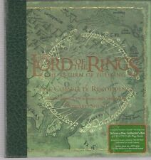 LORD OF THE RINGS THE RETURN OF THE KING COMPLETE RECORDINGS HOWARD SHORE BOX