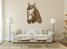 ik385 Wall Decal Sticker horse animal bedroom