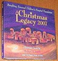 A Christmas Legacy 2007 ~ Carols by Michael W. Smith - New CD with 13 Tracks