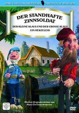 Hans Christian Andersen - Fantastische Märchen - Der standhafte Zinnoldat  DVD