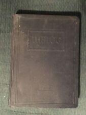 1927 THE LOG Kearney High School yearbook, Kearney, NE