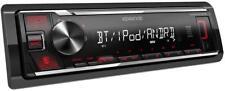 Autoradio Bluetooth 1 DIN Android USB Mp3 Kenwood 200 Watt KMM-BT205