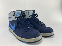 Nike Prestige IV High Top 584614-440 Mens size 11.5 Blue Gray