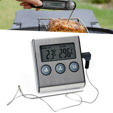 Digital Food LED Thermometer Cooking Meat Temperature BBQ Kitchen Thermometer