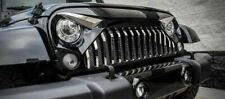 Front Lower Grille Bars (For 07-18 Jeep Wrangler JK with Gladiator Grille)