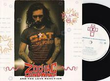 Zodiac Mindwarp ORIG UK PS 45 Planet girl NM '88 Hard Rock Glam Metal