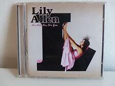 CD ALBUM LILY ALLEN It's not me it's you 5099945779701