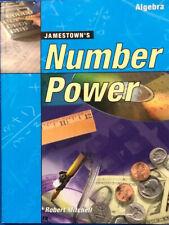 Jamestown's Number Power: Algebra: Student Workbook: Robert Mitchell