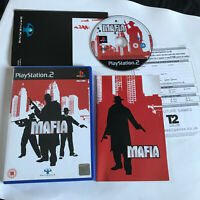 Mafia 1 / With Map / Boxed & Instructions / Playstation 2 PS2 / PAL