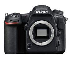 New Nikon D500 20.9 Megapixel Digital SLR Camera Body Only Uk Model Uk Warranty