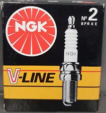 *BPR6E NGK V-Line 2 Zündkerzen  VL 2,  2268   4 x #