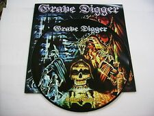 GRAVE DIGGER - RHEINGOLD - LP PICTURE DISC NEW UNPLAYED 2003