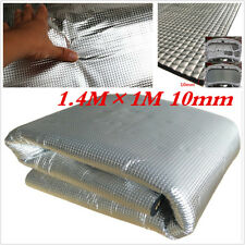 10mm Thickness Car Truck Heat Shield Insulation Deadening Material Mat 1.4X1M