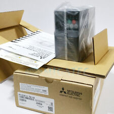 (NEW) MITSUBISHI FR-D720-0.75K-EA 220VAC Inverter capacity 0.75KW  Mitsubishi