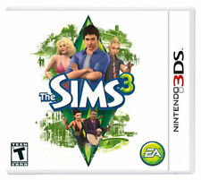 The Sims 3 3DS New Nintendo 3DS