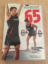 Les Mills Body Pump Release 65 DVD Music CD Choreography Training Fitness