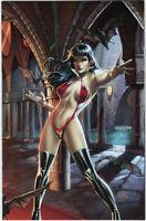 Vampirella #1 NM/NM+ Midtown Comics Virgin Exclusive Nei Ruffino Cover 2014