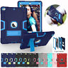 For iPad 2/3/4 Pro 9.7 2018 Shockproof Heavy Duty Hybrid Stand Hard Case Cover