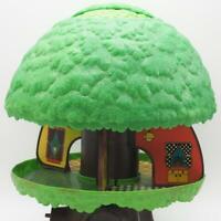 Vintage 1975 Kenner General Mills Star Wars Ewoks Toy Tots Family Tree House