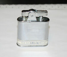 1950's Vintage Gibson Cigarette Lighter Made in Japan New Old Stock