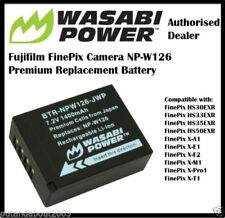 Camera Batteries without Charger Wasabi Power for Fujifilm