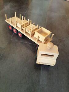 Holzspielzeug Lkw Fagus