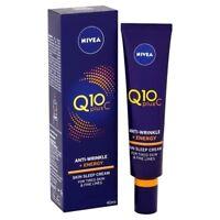 Nivea Q10 Plus Vitamin C Anti-Wrinkle + Energy Skin Sleep Cream 40ml