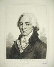 Jean-Pierre Claris Florian poet fabulist born to save Deveria Lying c1880