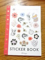 NEW Victoria Beckham for Target Tea Party themed sticker Book 20 pages