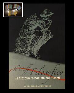 """Collana completa de """"Il caffè filosofico"""" - Digital e & Repubblica 2009 (16 DVD)"""