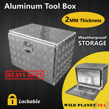 Tool Box Trailer Truck Pickup Underbody Underbed Storage Tool Box Aluminum
