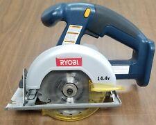 "RYOBI RY6202 14.4V 5 1/2"" CORDLESS CIRCULAR SAW & BLADE RY6202 - USED WITH BLADE"