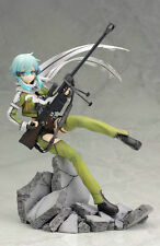 Anime Sword Art Online SAO II 2 Sinon Phantom Bullet 1/8 Figure Figurine 021
