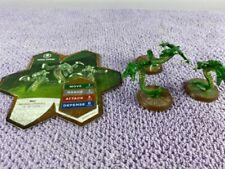 Heroscape Venoc Vipers - Common Squad - With Card