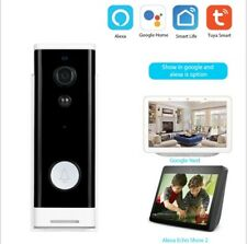 Wifi Ring Smart Doorbell Pro with 1080P HD Wireless Video Motion Activated Alert