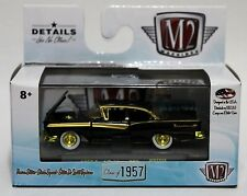 1957 FORD FAIRLANE 500 * 2017 M2 MACHINES CLASS OF 1957 * GOLD CHASE 750 LIMITED