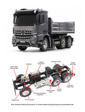 Tamiya Kit Camion RC Mercedes-Benz Arocs Movimento Terra 1 /14 TA56357