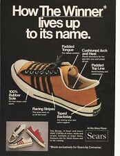 1972 Converse Shoes at Sears Roebuck & Co. Advertisement