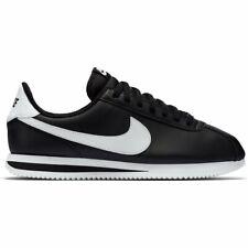 Nike Cortez Basic Leather  Zapatillas Negro Hombre