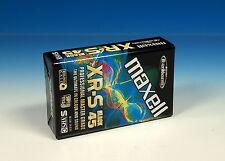 Maxell XR-S Black 45 SVHS C Videokassette video cassette Leerkassetten - (90974)