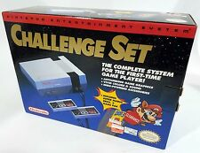 Nintendo Entertainment System NES Challenge Set Brand New in Box