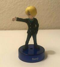 Pepsi x One Piece Sanji Bottle Cap Mini Figure NEAR MINT US SELLER