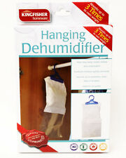 Hanging Dehumidifier, Ideal for Wardrobes, caravans & Cars ETC WARDUM