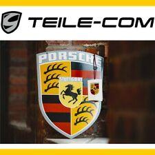 RAR+NEU+ORIG. Porsche Classic Emailleschild/Enamel plate /Wappen/Crest 45 x 38cm