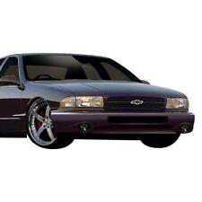 For Chevy Impala 94-96 BT-1 Style Fiberglass Front Bumper Cover Unpainted