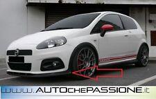 Splitter/Spoiler anteriore per Fiat Grande Punto Abarth
