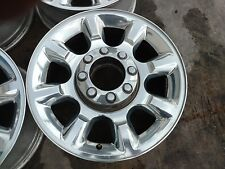"05-09 10 11 12 13 14 15 2016 Ford F250 F350 20"" polished alloy wheels rims 8x170"