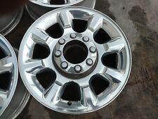 """05-09 10 11 12 13 14 15 2016 Ford F250 F350 20"""" polished alloy wheels rims 8x170"""